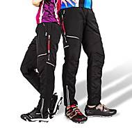 NUCKILY unisex Wielrennen Fietsen Kleding Onderlichaam Broeken Voorjaar / HerfstWaterdicht / Ademend / Ultra-Violetbestendig /