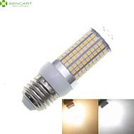 sencart e27 b22 E14 G9 GU10 15w 180 x 2835smd 1200lm varmvit / kallvit LED-lampor (220-240V)
