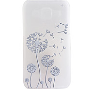 For Samsung Galaxy etui Transparent Mønster Etui Bagcover Etui Mælkebøtte TPU for SamsungOn 7 On 5 J7 J5 J3 J1 Grand Prime Grand Neo Core
