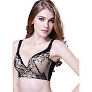 Infanta® Grunnleggende Bh Nylon / Spandex Svart - B8078