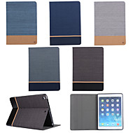 Canvas Grain Belt Holder About Open Holster Card for  ipad air/ipad 5(Assorted Colors)
