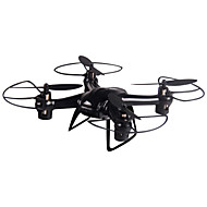 originale dm003 mini quadrokopter opdagelsesrejsende spion 2.4GHz 4-kanals 6-akset gyro 3d roll lys rc helikopter drone med detail boks
