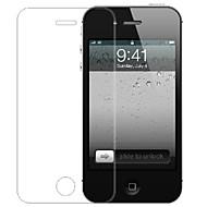 2.5D Premium edzett üveg képernyő védő fólia iPhone 4/4S