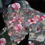 Biżuteria na paznokcie-Kwiat-Palec-PVC-4*100cm-1pcs