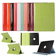 2016 Hot Selling Mixed Color PU Leather Origami Stand Shockproof Case for Ipad Air