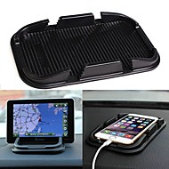 ZIQIAO Car Dashboard Sticky Pad Mat Anti Non Slip Gadget Mobile Phone GPS Holder Interior Items Accessories