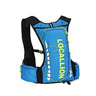 15 L Rucksack Legere Sport Draußen Feuchtigkeitsundurchlässig tragbar Blau Oxford FuLang