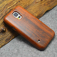 Natural Wood Samsung Case Hard Back Cover for Galaxy S5