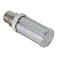LEDUN  1 pcs  E14/E26/E27/B22 5 W  40 SMD 2835 100LM LM Warm White / Natural White T Decorative Corn Bulbs AC 85-265 V