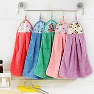 pano de limpeza absorvente espessamento (cor aleatória)