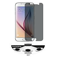cwxuan®9H 2.5Dアークエッジプライバシーサムスンのための抗スパイ強化ガラススクリーンプロテクター銀河S7
