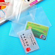 Paspoorthouder & ID-houderForOpbergproducten voor op reis PU-leer 9.3*6*0.5cm
