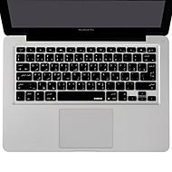 MacBook Airの/ MacBookのためのxsknアラビア語キーボードカバーシリコーン皮膚たち/ EUのバージョンをインチ13 15 17プロ