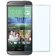 έκρηξη απόδειξη πριμοδότηση γυαλί οθόνη ταινία προστατευτικό 0,3 χιλιοστά σκληρυμένο τόξο μεμβράνη για HTC One (Μ8)