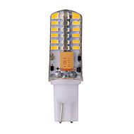 1 stk. YWXLIGHT T10 3W 48 SMD 3014 270 lm Varm hvid / Kold hvid T Dekorativ LED-lamper med G-sokkel DC 12 / AC 12 / AC 24 / DC 24 V