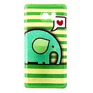 Για Samsung Galaxy Note IMD tok Πίσω Κάλυμμα tok Ελέφαντας TPU Samsung Note 5