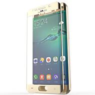 vidro temperado 9h corpo inteiro filme protetor de tela superfície curva 3D para Samsung Galaxy S7 edge / borda S6 edge / S6 plus