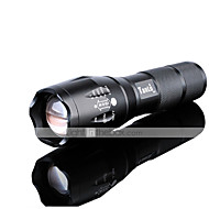 Lights LED Flashlights/Torch LED 3000 lumens Lumens 5 Mode Cree XM-L2 18650 / AAAAdjustable Focus / Waterproof / Rechargeable / Impact