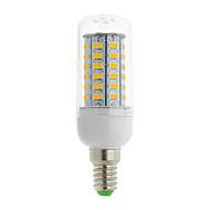 Ampoules Maïs LED Blanc Chaud / Blanc Froid 1 pièce T E14 / G9 / GU10 / E26 / E26/E27 / B22 / E12 4W 56 SMD 5730 700 lm AC 85-265 V