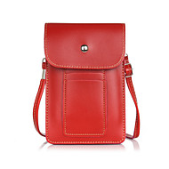 Universal messenger bag PU Leather cross-body Bags for Galaxy Note 2/3/4/5