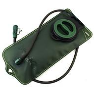 al aire libre de la boca de la bicicleta 2L bolso de la vejiga del agua de hidratación de excursión de camping