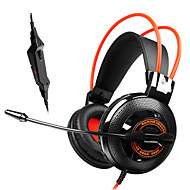 Somic G925 Pro Stereo Gaming Headset with Mic 3.5mm HiFi Heavy Subwoofer  Headphone for PC Phone
