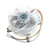 pu dissipador de calor fã hyeonpung 1155 1156 intel ultra-silencioso PC desktop ventilador do processador cpu universal