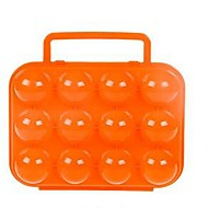 Outdoor Shockproof Portable Egg box, Store 12 Eggs In The Fridge Or Camping