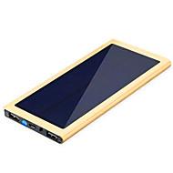 el baterías de polímero solares ultra-delgado teléfono móvil energía móvil universal de galimatías tesoro de carga