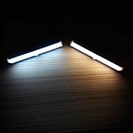 youoklight® DIY liimattava missä tahansa kannettavan langattoman liiketunnistin kaappiin kaapin askel valopalkki akkukäyttöinen