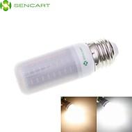 8W E14 / G9 / GU10 / B22 / E26 / E26/E27 LED-maissilamput Upotettu jälkiasennus 72 SMD 4014 900-1200 lm Lämmin valkoinen / Kylmä valkoinen
