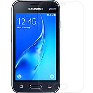 NILLKIN krasbestendig matte beschermende folie pakket geschikt voor samsung galaxy J1 mini mobiele telefoon