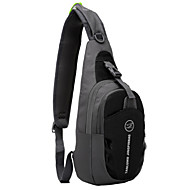 5 L Hüfttaschen Gürteltasche Umhängetasche Brusttasche Camping & Wandern Klettern Laufen Tragbar tragbar Multifunktions Nylon TANLUHU