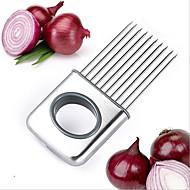 1 stk Løg Monteringsstativ For For frugt til grønsager Silikone Kreativ Køkkengadget Høj kvalitet
