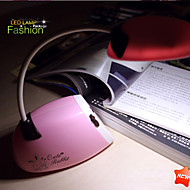 Fashion Handbag Led Charge Lamp Bags Lamp Led Lighting Mini Table Lamp Rechargeable Reading Night Light(Assorted Color)