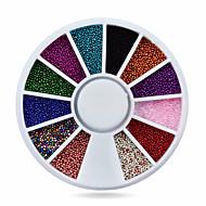 1wheel Caviar Beads Nail Art Decorations