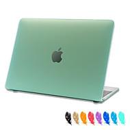 """plástico mate cubierta de la caja de cuerpo completo dura para el MacBook Pro de 13 """"/ 15"""" (colores surtidos)"""