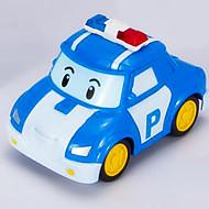 bil plast for barn over tre puslespill leketøy