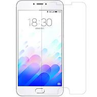 NILLKIN hd anti fingerprint filmset voor Meizu charme blue note 3 mobiele telefoon