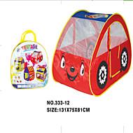 bilen spillet huset barn praktisk telt hus