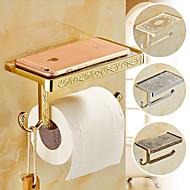 Toalettrullholder / Krok,Moderne Antikk bronse Veggmontert