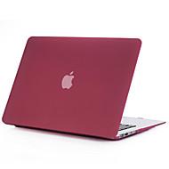 """kviksand mat hårdt hele kroppen tilfældet cover til MacBook Air 11 """"retina 13"""" / 15 """"(vinrød)"""