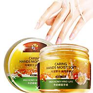 byfunme maitoa hunajaa kuorinta kosteuttava käsi vaha