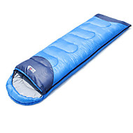 침낭 직사각형 침낭 싱글 15°C 중공 코튼X80 하이킹 캠핑 따뜨하게 유지 수분 방지 방수 방풍 먼지 방지 BSwolf