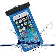monivärinen kesä ranta vedenkestäviä iphone yhteisiä iPhone 4 / 4s / 5 / 5s / 5 se / 5c / 6 / 6s / 6 plus / 7