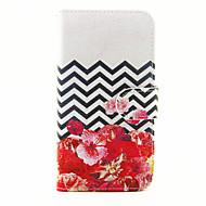 Konstrukce kolorovaná kresba či vzor PU kůže plné pro Samsung Galaxy S5 / S6 / S7 / s7edge