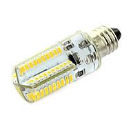 4W E11 LED-kolbepærer T 80 SMD 3014 320-360 lm Varm hvid Kold hvid Vekselstrøm 220-240 V 1 stk.
