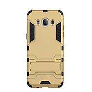 hoge kwaliteit armor ondersteuning mobiele telefoon shell geval dekking voor samsung galaxy J5 2016 telefoon geval