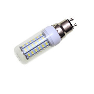 GU10 4W 56x5630SMD LED Warm White/Cool White 320-380LM 3500K 6000K Decorative LED Corn Bulbs  AC110-240V