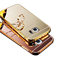 For Samsung Galaxy etui Belægning Etui Bagcover Etui Helfarve Metal for SamsungOn 7 On 5 J7 J5 Grand Prime Grand Neo Grand 2 E7 E5 Core